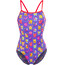 Funkita Single Strap One Piece Costume da bagno Donna viola/colorato